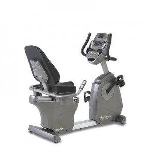 Spirit CR800 Cluc Series Recumbent Cycle