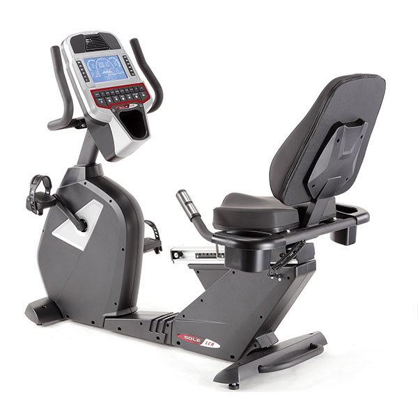 Sole LCR Recumbent Bike Review
